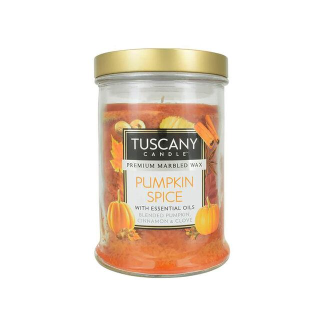 Tuscany Candle Pumpkin Spice 3.5oz