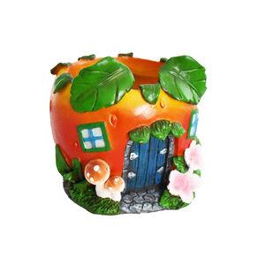 Tomato Fairy House Plant Pot