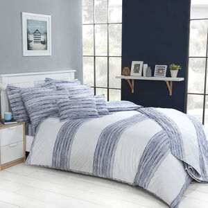 Tangled Stripe Duvet Cover