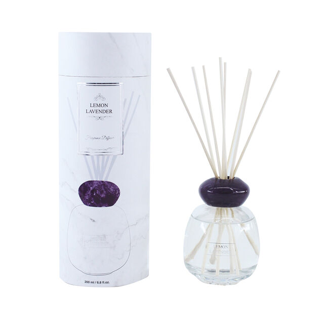 Lavender Lemon 200ml Reed Diffuser