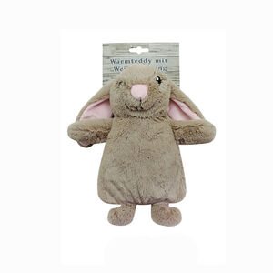 Jelly Rabbit Microwavable Cosy Cudle Animal