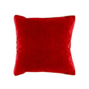 Naomi Cushion 45x45cm - Red