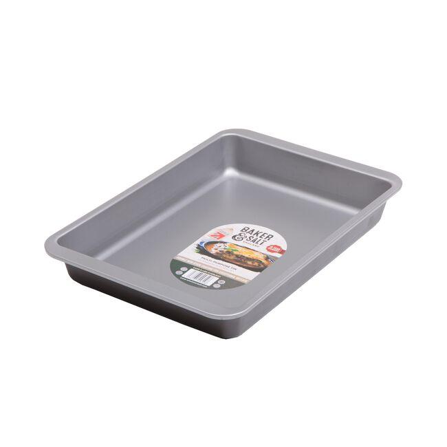 Baker & Salt Silver Multi-Purpose Tin 32cm