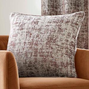 Saoirse Cushion 45x45cm - Chocolate