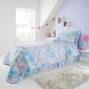 Mystical Unicorn Bedspread 200x220cm