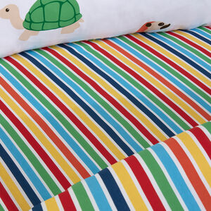 JUNGLE SAFARI Junior Bed Fitted Sheet