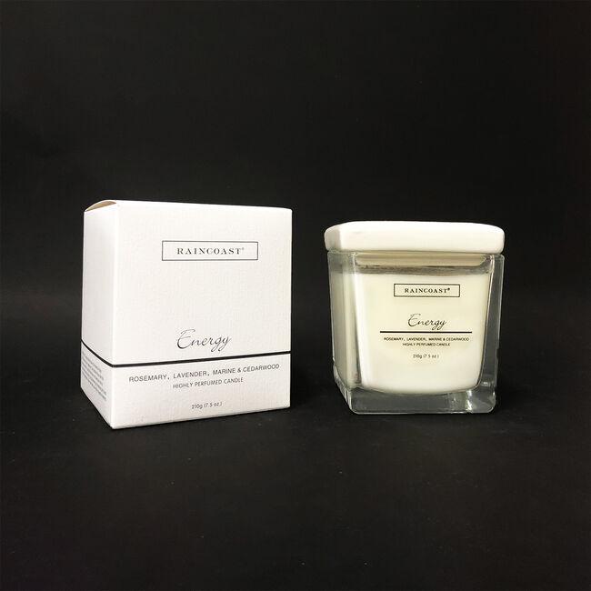Raincoast Energy Ceramic Scented Candle