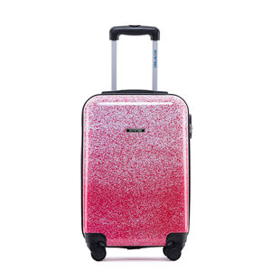 Cabin Size Printed Ombre Hardshell Luggage