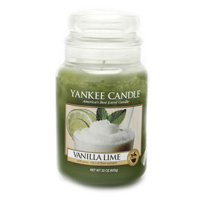 Yankee Candle Vanilla Lime Large Jar
