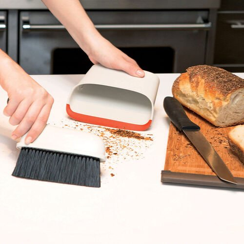 Good Grips Compact Dustpan and Brush