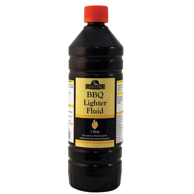 Grill Pro BBQ Lighting Fluid 1L