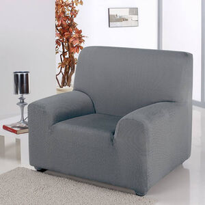 Easystretch Armchair Cover - Light Grey