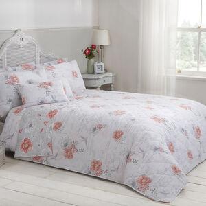 Tranquil Bud Bedspread