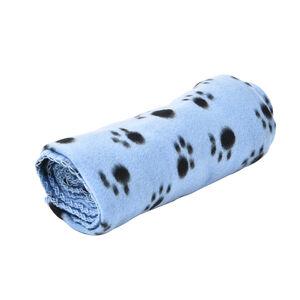Printed Fleece Pet Blanket