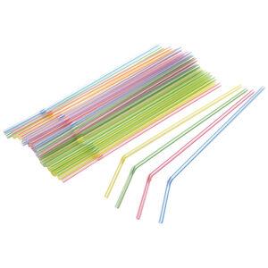 Fackelmann Flexible Drinking Straws