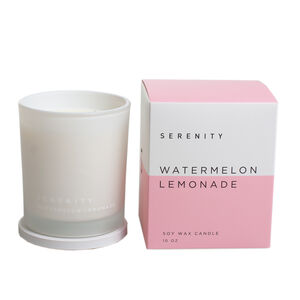 Serenity 10Oz Watermelon Lemonade Scented Candle