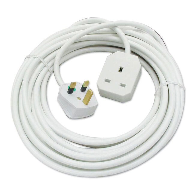 Extension Lead 1 Way with 5m Cable