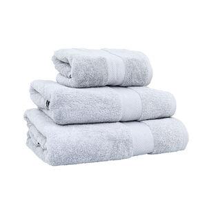 700GSM LISBON DOVE GREY 50x80 Hand Towel
