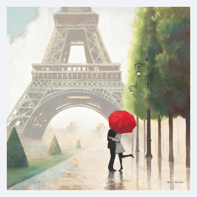 Eiffel Tower Paris 37cm x 37cm