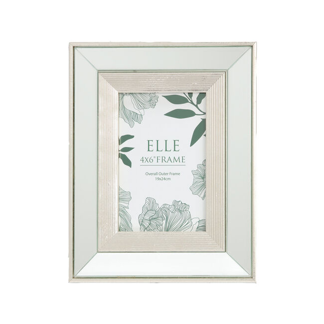 Elle Photo Frame 4x6""