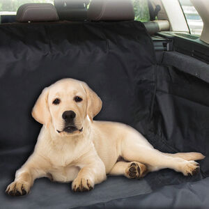 Car Boot Pet Cover