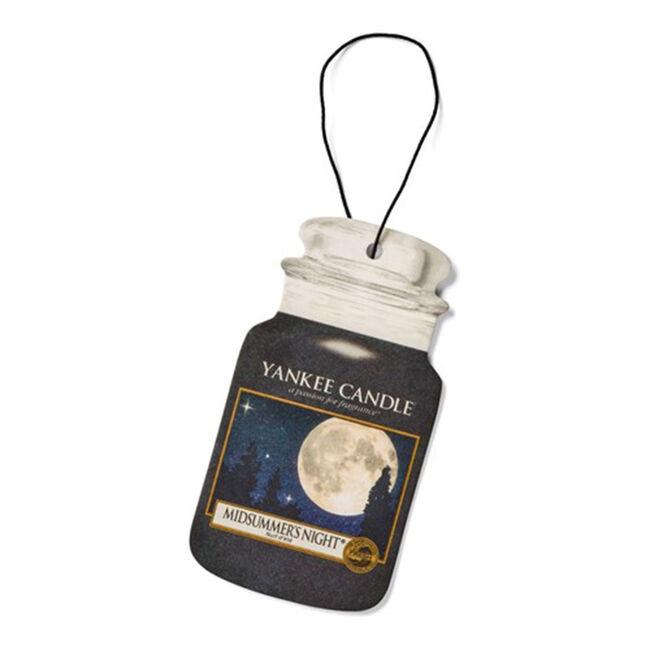 Yankee Candle Midsummer's Night Car Jar