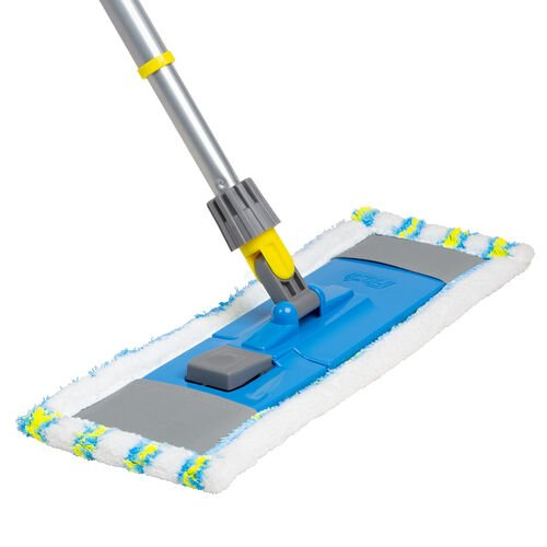 Flash Flat Mop with Extending Handle