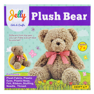 Jelly Kid's Make Your Own Brown Bear