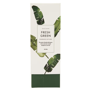 Fresh Green Reed Diffuser