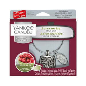 Yankee Charming Scents Square Black Cherry