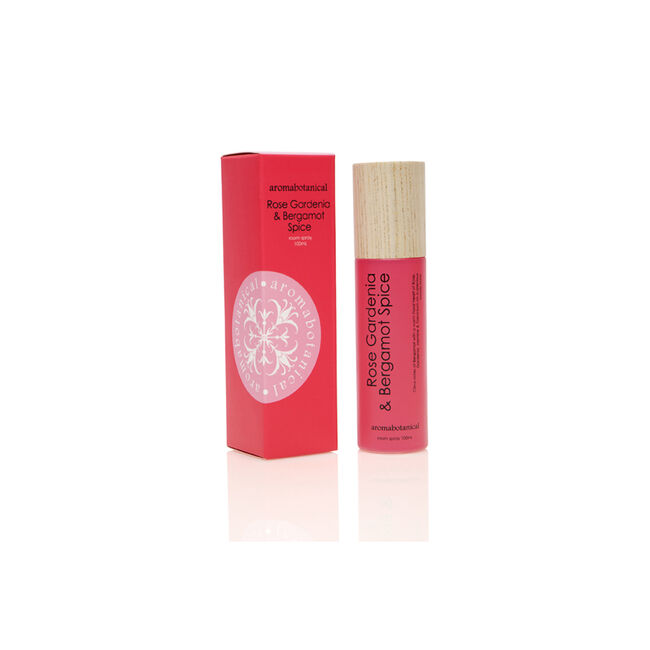 Rose Gardenia & Bergamot Room Spray