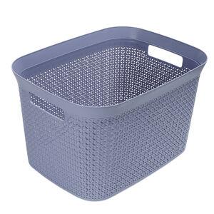 Ezy Mode Open Basket 25L - Soft Violet