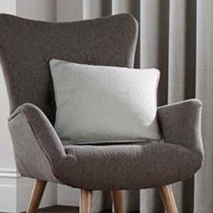 Woven Geo Natural Cushion 45cm x 45cm