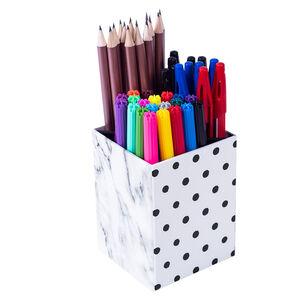 Black & White Pen Holder