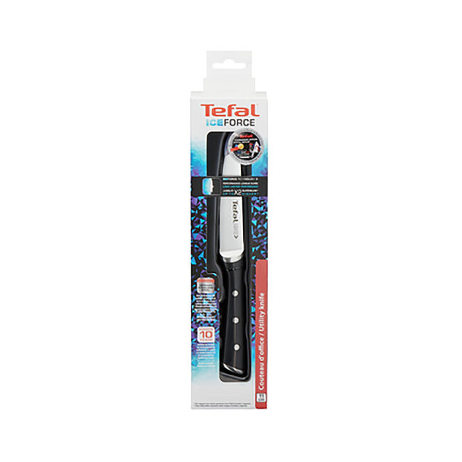 Tefal Ice Force Utility Knife - 11cm