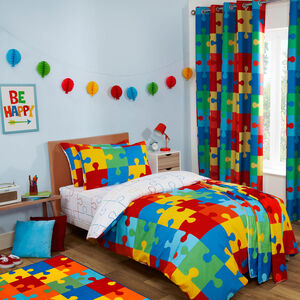 KING SIZE DUVET COVER Jigsaw