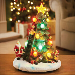 Light up Musical Christmas Tree