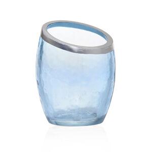 Yanklee Candle Blue Votive Holder
