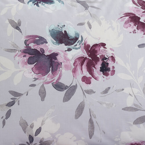 Stella Oxford Pillowcase Pair - Grey