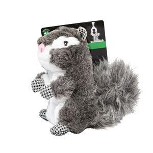 Plush Woodland Animal Toys With Squeaker