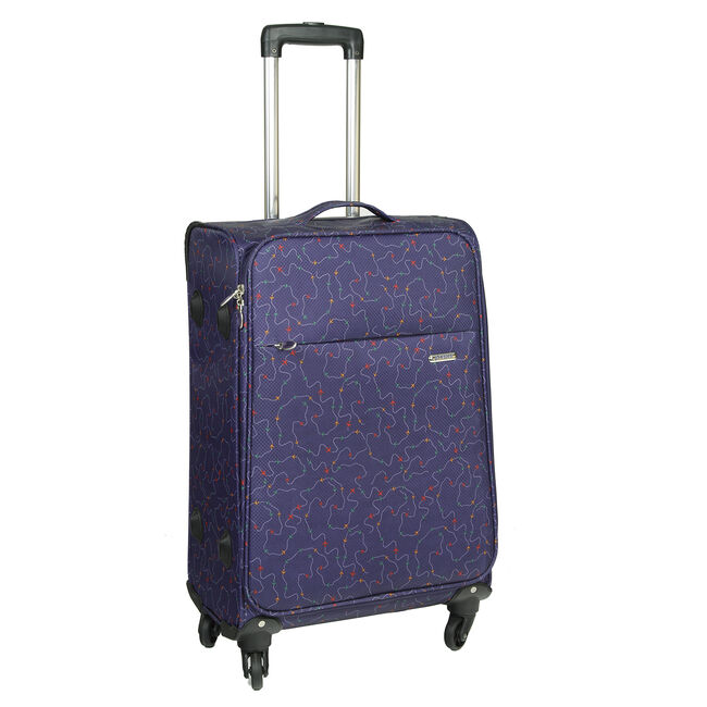 Medium Planes Lightweight Suitcase