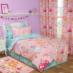 PIXIE PRINCESS Junior Bed Fitted Sheet