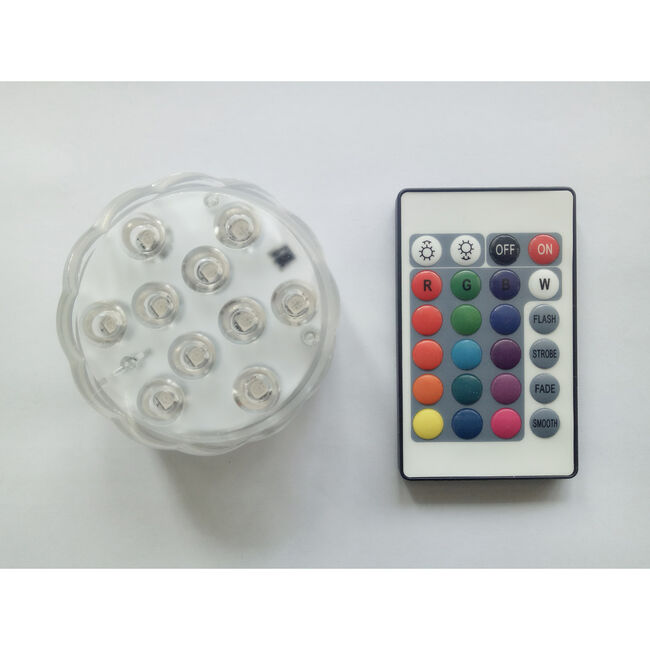 Kleverkit LED Light with Remote Control
