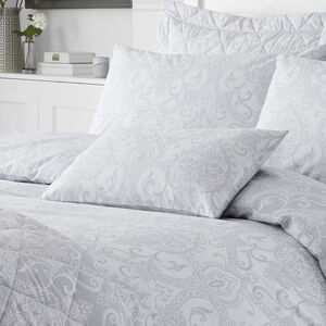 Tess Grey Cushion 30x50cm