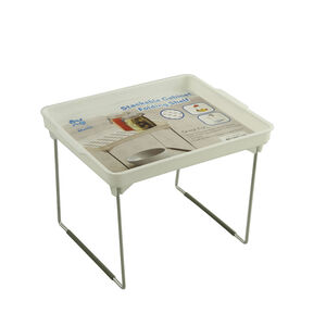 Storage Master Stackable Small Folding Shelf
