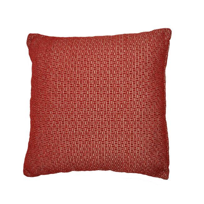 Rex Red Cushion 45cm x 45cm