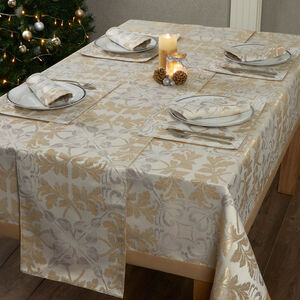 CHANTILLY DAMASK 160x183cm Table Cloth