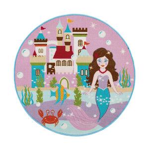Mystic Mermaid Children's Floormat 100cm x 100cm