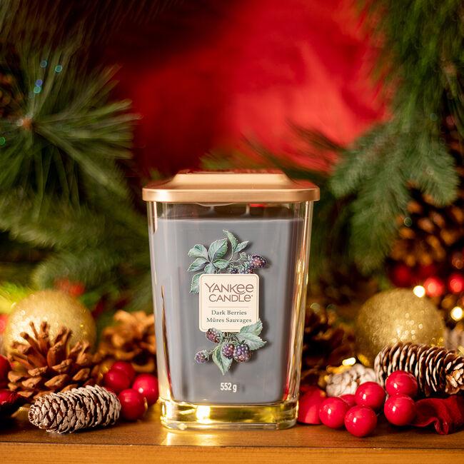 Yankee Candles Dark Berries Elevation Large Jar