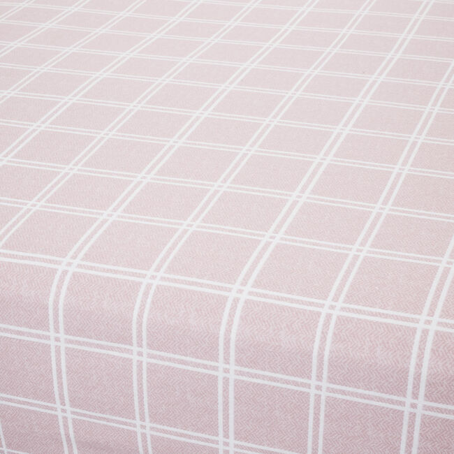 Brushed Cotton Bartragh Fitted Sheet